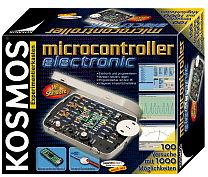 Electronic microcontroller