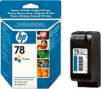 HP TINTE C6578D FÄRG 19ML