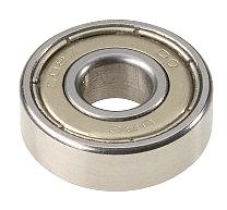 Radial ball bearing series 600