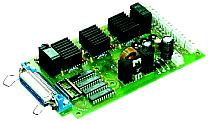 Stepper motor control card SMC-1500